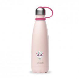 Gourde bouteille nomade isotherme - 500 ml - Tête de mort