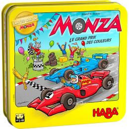 Jeu - Monza - 20ème anniversaire - Le grand prix des couleurs