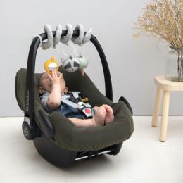 Housse de siège auto - Pebble(Plus)/Rock/Pro I - Ribble Moss