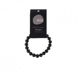 Bracelet perle Shungite