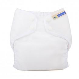2 culottes Duo XL - 15 à 20 kg - Blanc