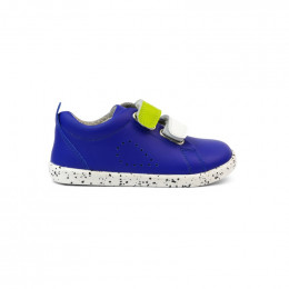 Chaussures I Walk - 637301 Grass Court Switch Blueberry (Lime + White)