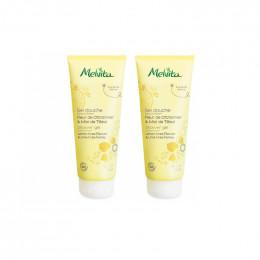 Duo de gels douche Bio Fleur de citronnier et Miel de Tilleul - 2 x  200 ml