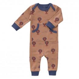 Pyjama bébé coton bio - Lion