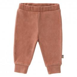 Pantalon bébé en velours Ash rose