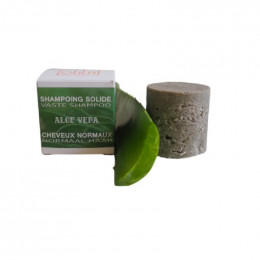 Shampooing solide - Aloe Vera - Cheveux normaux - 75 g