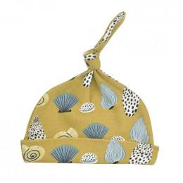 Bonnet en coton BIO - Coquillages Celeri
