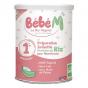 Préparation infantile pour nourrissons N°1 - à base de protéines de riz - De 0 mois à 6 ans