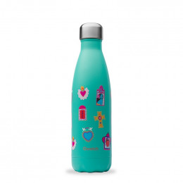 Gourde bouteille nomade isotherme - 500 ml - Amor Opaline