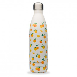 Gourde bouteille nomade isotherme - 750 ml - Oranges