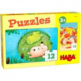 Puzzles - Monsieur Hérisson