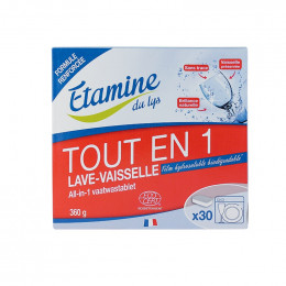 Tablettes lave-vaisselle All-in-1 30 pièces