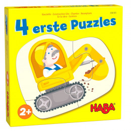 4 premiers puzzles - Chantier