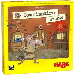 Jeu - Commissaire Souris
