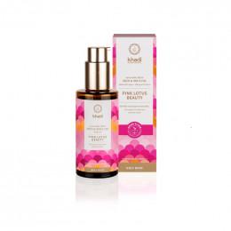 Huile ayurvédique au lotus rose - Pink lotus beauty - 100 ml