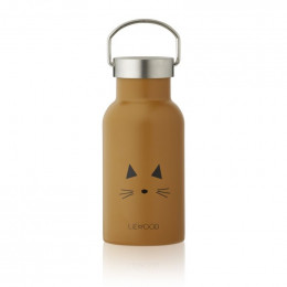Gourde isotherme Anker - Cat mustard