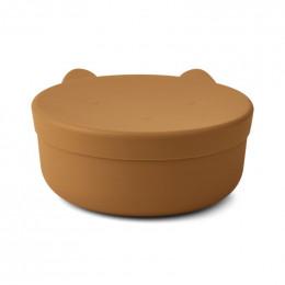 Boîte à collations Charlot - Rabbit mustard