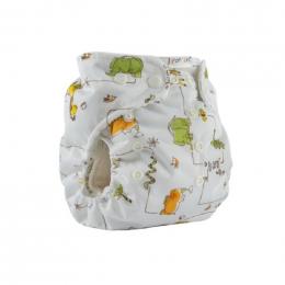 Culotte de protection taille unique - Snap2Fit - Jungle