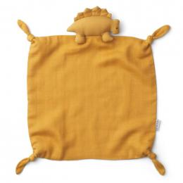 Doudou Agnete  - Dino yellow mellow