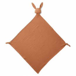 Doudou Robbie - Lapin terracotta