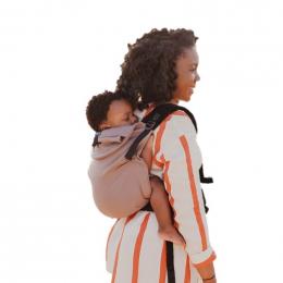 Porte bébé physiologique préformé - Néo V2 - Terre
