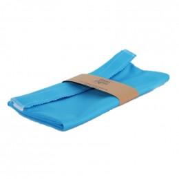 Sac de congélation lavable - Bleu