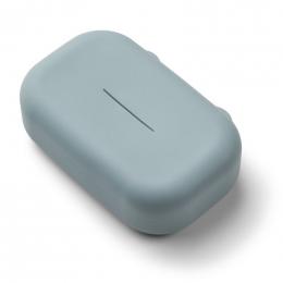 Housse pour lingettes bébé Emi - Sea blue