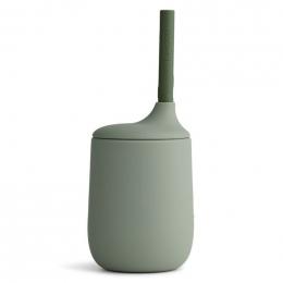 Tasse à bec Ellis - Faune green/hunter green mix