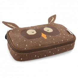 Trousse rectangulaire - Mr. owl