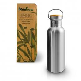 Bouteille gourde isotherme en inox 750 ml