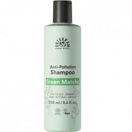 Shampooing anti-pollution green matcha