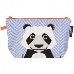Trousse à soufflets en coton Bio - Bébé panda