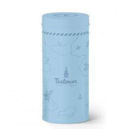 Boite Teatower bleu ciel 100 g