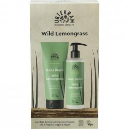 Coffret cadeau corps - Wild Lemongrass