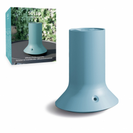 Diffuseur d'huiles essentielles portable sans fil - Soléo Bleu