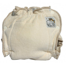 Couche en coton BIO Sandy's