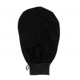 Peelinghandschoen - Zwart