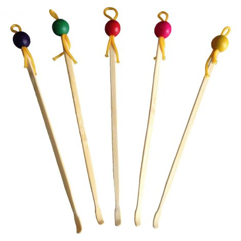 54114835deb Oriculi ecologisch oorstokje uit Bamboe - per stuk verkocht