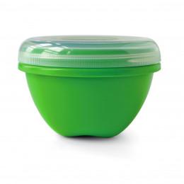 Bewaardoos uit 100% gerecycleerd materiaal 750 ml Groen