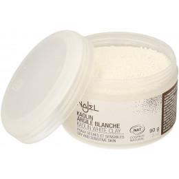 Witte klei poeder - Droge & gevoelige huid - 90g