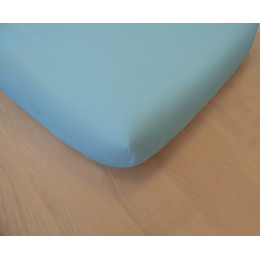 Matrashoes in BIO katoen - Voor babybed 70x140 cm