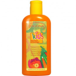 Shampoo Douche kinderen 200 ml