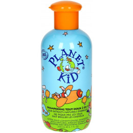 Superzachte 2in1 shampoo - Abrikoos