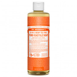 Vloeibare castillezeep - Tea Tree - 473ml