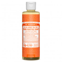 Vloeibare castillezeep - Tea Tree - 237ml