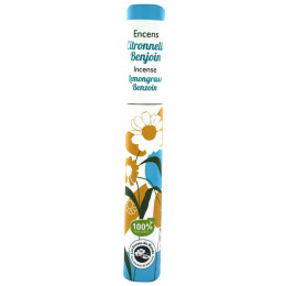 Natuurlijke wierook - Citronella Benzoë - 30 stuks