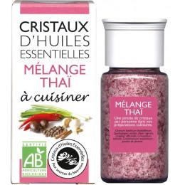 Essentiële olie kristallen - Culinair - Thaïse mix - 10g