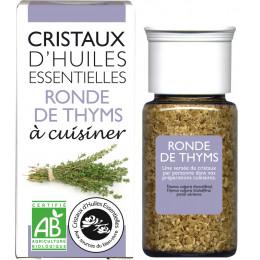 Essentiële olie kristallen - Culinair - Tijm - 10g