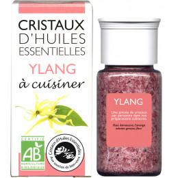 Essentiële olie kristallen - Culinair - Ylang - 10g