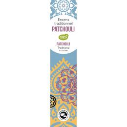 Traditionele Indische wierook - Patchoeli